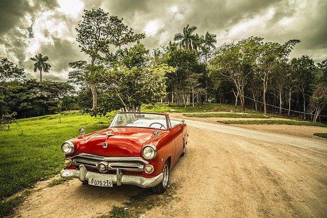 Få fart over feltet med god bil