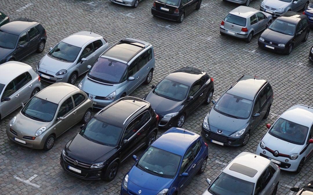 Sådan får du en privat parkeringsplads
